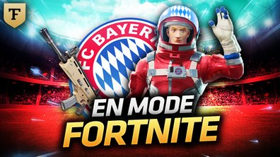 La Quotidienne du 30/03 - Le foot en mode fortnite !