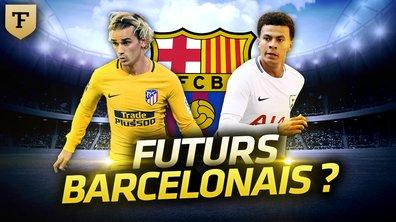 La Quotidienne du 09/10 : Griezmann - Dele Alli, futurs Barcelonais ?