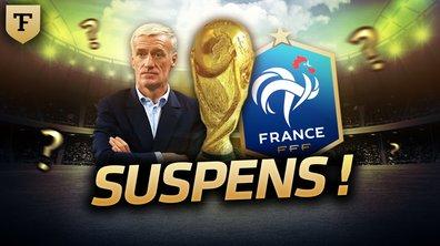 La Quotidienne du 30/11 : Le groupe de la France en CDM ! (aux répètes)