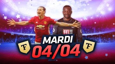 La Quotidienne du 04/04 : Ibrahimovic, Mandanda, Wenger sur le départ ?