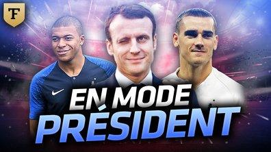La Quotidienne du 06/06 - Macron à Clairefontaine, un défi Fortnite pour Grizi