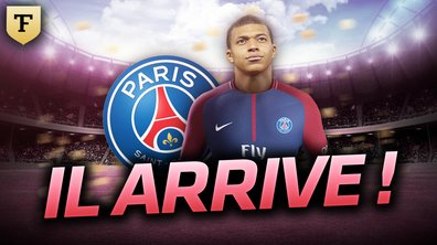 La Quotidienne du 28/08 : Mbappé arrive au PSG !