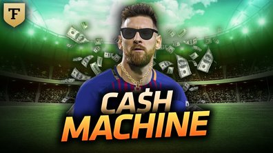 La Quotidienne du 06/12 : Messi, cash machine !