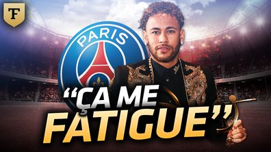 La Quotidienne du 14/05 - Neymar, ça le fatigue !