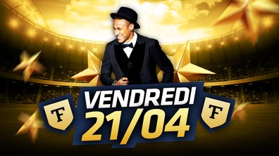 La Quotidienne du 21/04 : Neymar Golden Boy !