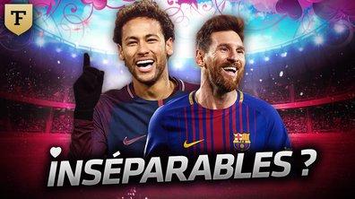 La Quotidienne du 09/04 - Neymar/Messi, inséparables !