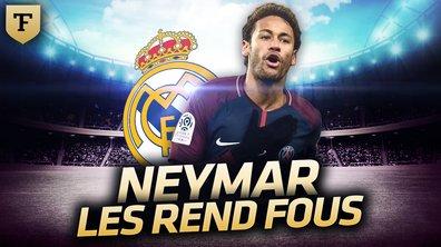La Quotidienne du 17/01 : Neymar les rend fous !