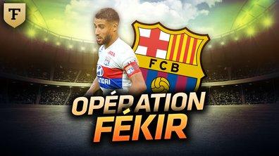 La Quotidienne du 17/11 : le Barça lance l'opération Fekir