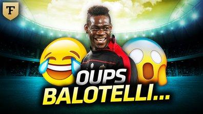 La Quotidienne du 02/02 : Oups, Mario Balotelli 😂