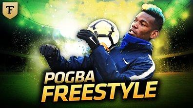 La Quotidienne du 26/03 - Pogba Freestyle !