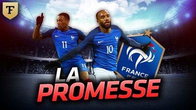 La Quotidienne du 15/11 : Martial, Lacazette... trop de talents dans cette équipe de France !
