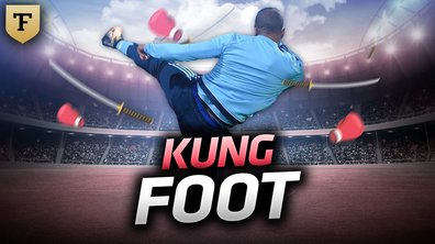 La Quotidienne du 03/11 : Kung Foot