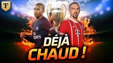 La Quotidienne du 27/09 : PSG-Bayern, déjà chaud !