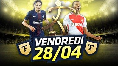 La Quotidienne du 28/04 : Les rois de la Ligue 1