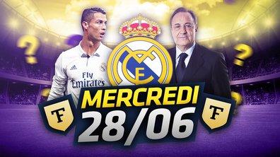 La Quotidienne du 28/06 : Cristiano Ronaldo, Verratti, Del Piero