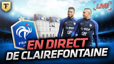 La Quotidienne en direct de Clairefontaine