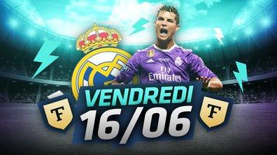 La Quotidienne du 16/06 : Le ras-le-bol de Cristiano Ronaldo