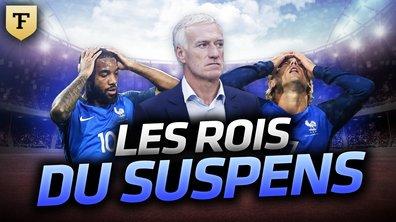 La Quotidienne : Les Bleus, les rois du suspens !