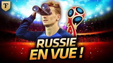 La Quotidienne du 23/03 - Russie en vue pour les Bleus !