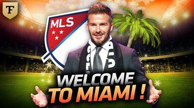 La Quotidienne du 30/01 : Welcome to Miami, David Beckham !
