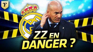 La Quotidienne du 25/01 : Zinédine Zidane en danger ?