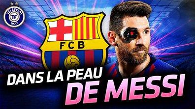La Quotidienne du 16/05 : Dans la peau de Messi !