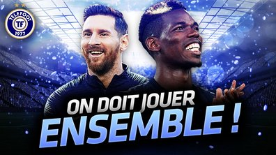 La Quotidienne du 19/11 - Pogba et Messi ensemble !