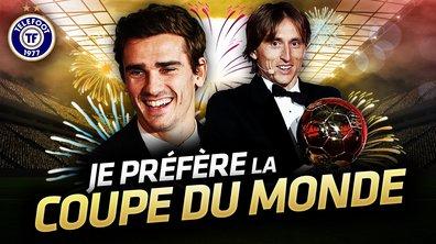 """La Quotidienne du 04/12 - """"Je préfère la Coupe du monde"""""""