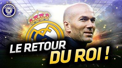 La Quotidienne du 11/03 - Le retour du roi Zidane à Madrid