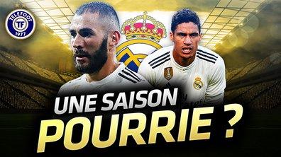 La Quotidienne du 30/10 - Saison pourrie pour le Real Madrid ?