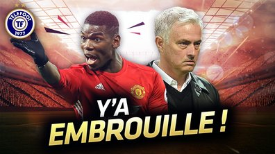 La Quotidienne du 26/09 - Y'a embrouille entre Pogba et Mourinho !
