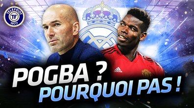 La Quotidienne du 01/04 - Zidane en pince pour Pogba, Les Strasbourgeois au paradis