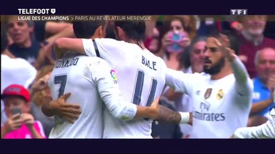 Real Madrid : premier test pour Paris