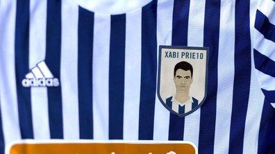 Real Sociedad : L'hommage à Xabi Prieto