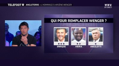 Qui pour remplacer Arsène Wenger ?