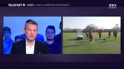 "Rennes - Olivier Létang : ""On serait ravis de finir 5e"""