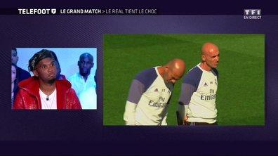"""Real Madrid - Eto'o : """"Chapeau Zizou !"""""""