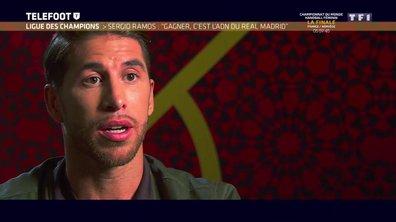 "Sergio Ramos : ""Gagner c'est l'ADN du Real Madrid"""
