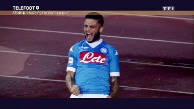 Serie A : Naples enfonce la Juventus