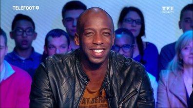 """Souleymane Diawara : """"J'ai été surpris et déçu par Serge Aurier"""""""