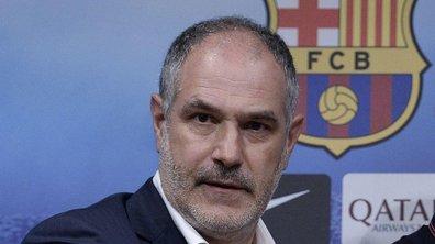 Teaser : Zubizarreta, nouveau directeur sportif de l'OM