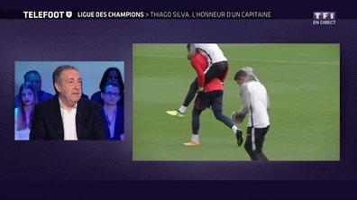PSG : L'affaire Thiago Silva vue par Jean-Pierre Bernès