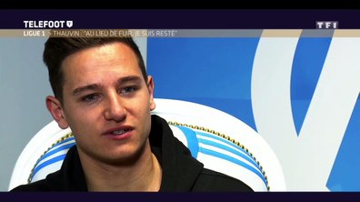 Ligue 1 : Thauvin : « J'ai préféré rester plutôt que fuir »
