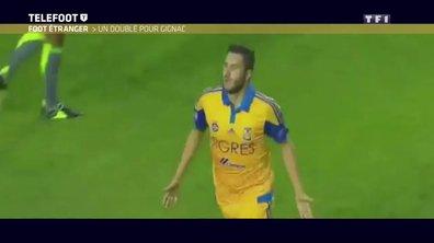 Tigres : André-Pierre Gignac ne s'arrête plus !