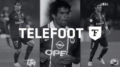 Top 10 : Les Brésiliens historiques du PSG