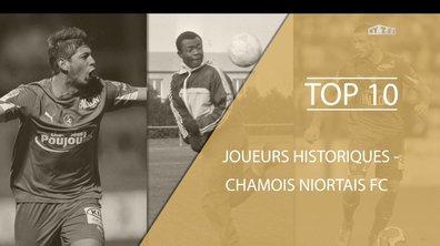 Top 10 : Les légendes des Chamois Niortais