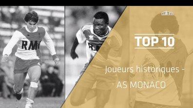 Top 10 : Les légendes de l'AS Monaco