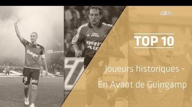 Top 10 : Les légendes de l'En Avant de Guingamp