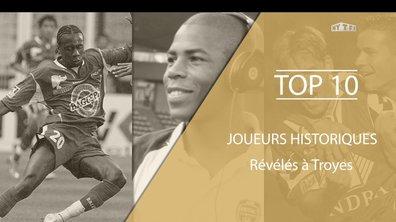 Top 10 - Les légendes de l'Espérance Sportive Troyes Aube Champagne