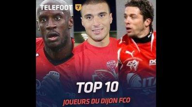 Top 10 : Les légendes du Dijon FCO